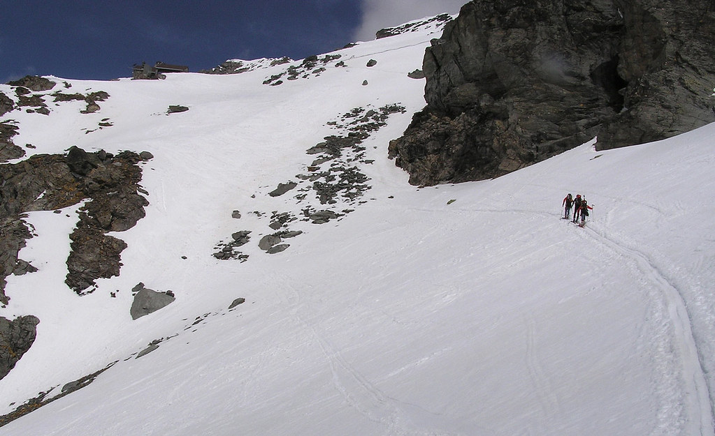 Bourg St.P.-Valsorey, Day3 H.R.Chamx-Zermatt Walliser Alpen / Alpes valaisannes Switzerland photo 09