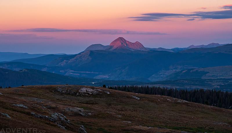 Molas Pass & Engineer Mountain