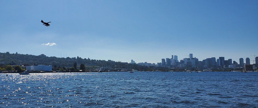 From the Gas Works Park