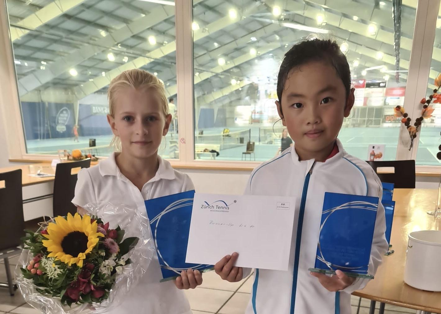 05.09.2020 Azra ist 10&U ZH Oberland Juniorenmeisterin
