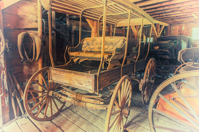 Virginia City Carriage