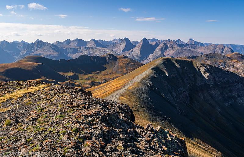 Mount Rhoda Summit