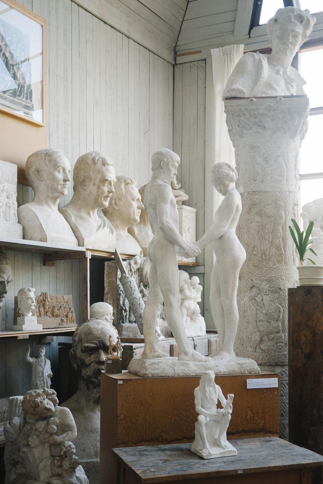 Carl Eldhs ateljémuseum