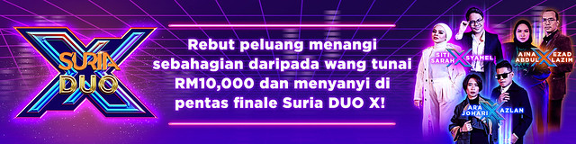 Suria Perkenalkan Program Digital Suria Duo X