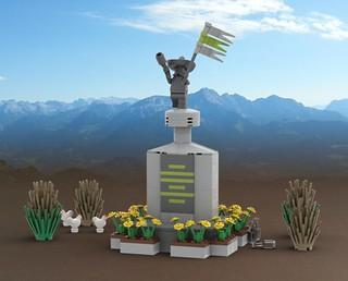 Tequila Monument