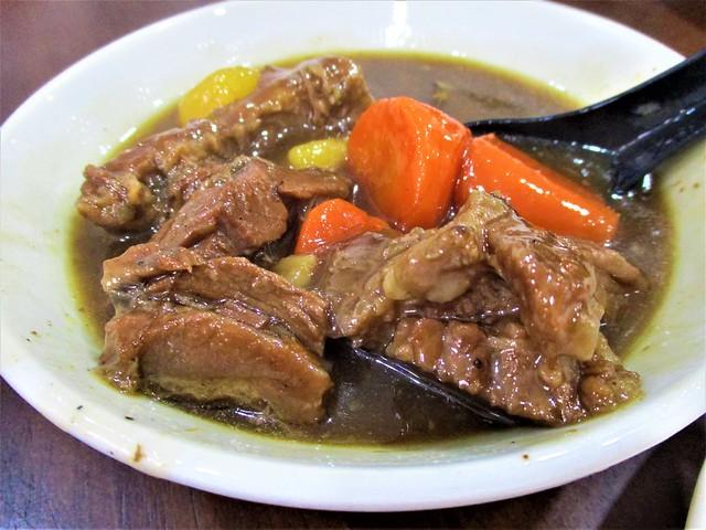 Kah Hiong beef stew