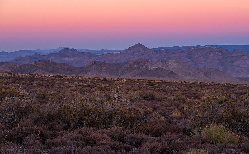 Great Basin Evening