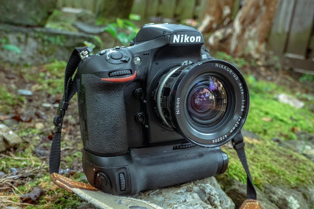 Nikon D810 + Nikkor Auto 20mm F3.5