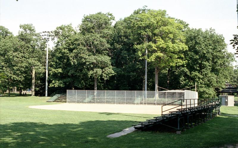 Kew Gardens Baseball Diamond
