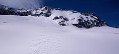 Plateau Couloir, Day4 H.R.Chamonix-Zermatt