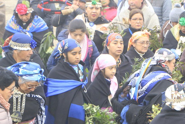 Día Internacional de la Mujer Indígena en Imperial
