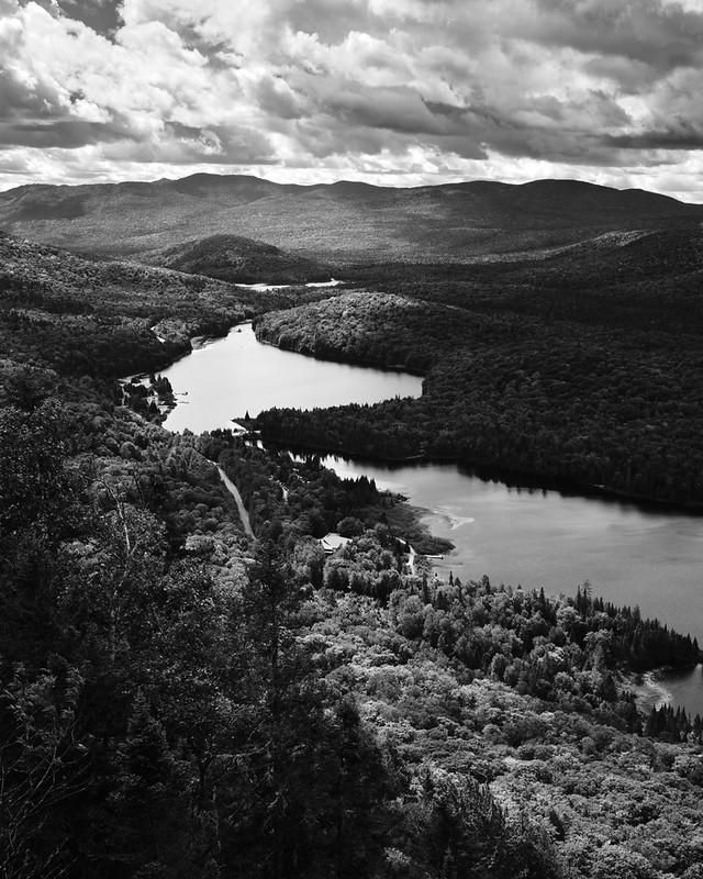 Lac Monroe et le Diable