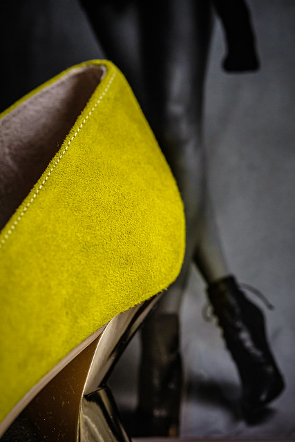 Macro Mondays #Footwear