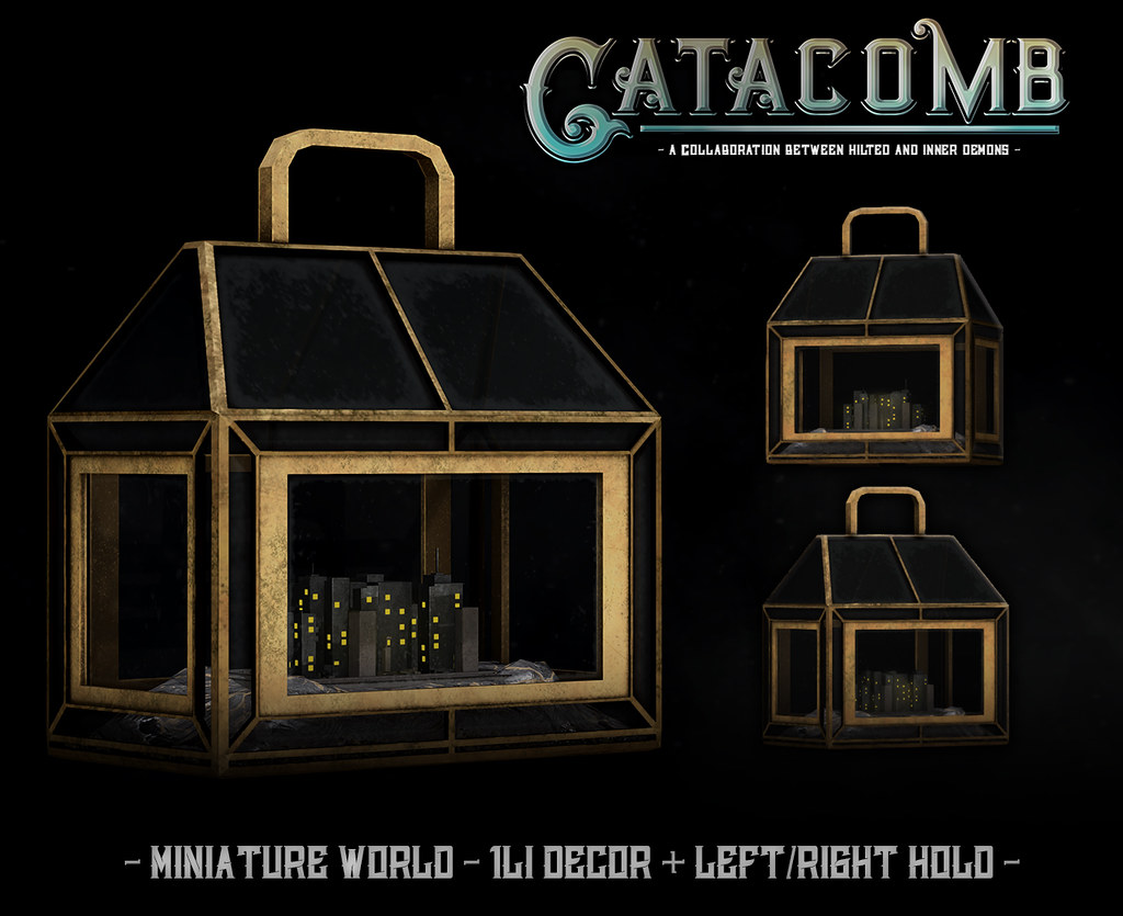 Catacomb_Miniature_World @ CYBER FAIR