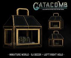 Catacomb_Miniature_World @ CYBER FAIR