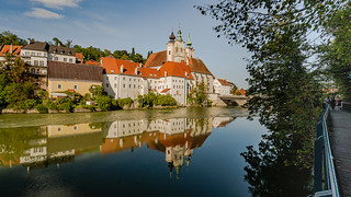 City steyr reflection | by a7m2