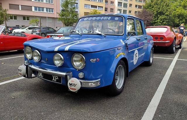 Renault Gordini R8 blau