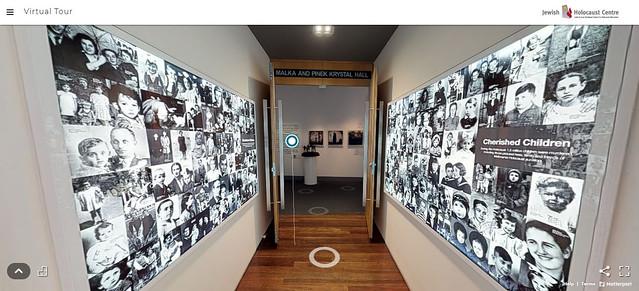 Jewish Holocaust Centre Virtual Tour