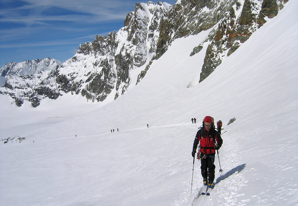 Col Valpelline, Day 6 H.R. Chamonix-Zermatt Walliser Alpen / Alpes valaisannes Switzerland photo 46