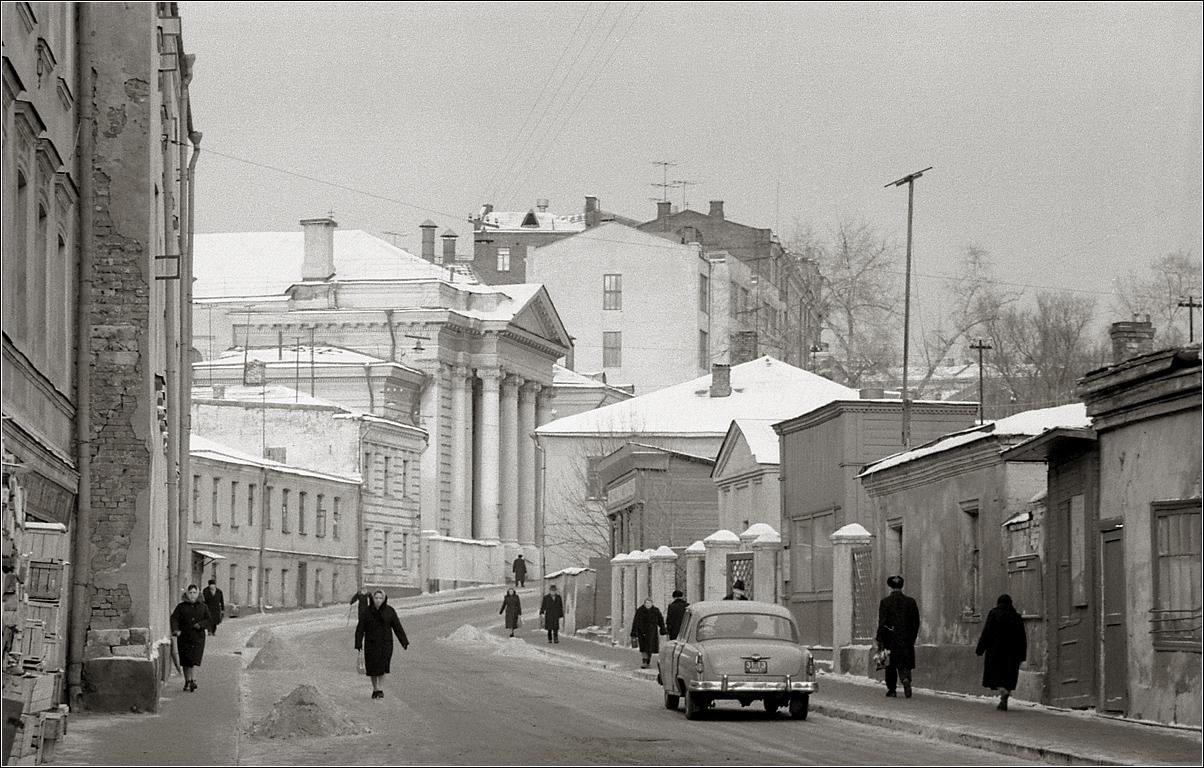 74. 1964. Б.Спасоглинищевский, январь