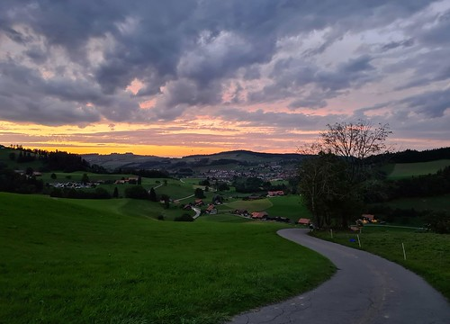 burgistein bluehour sunset sky samsungs20 beaty landschaft landscape