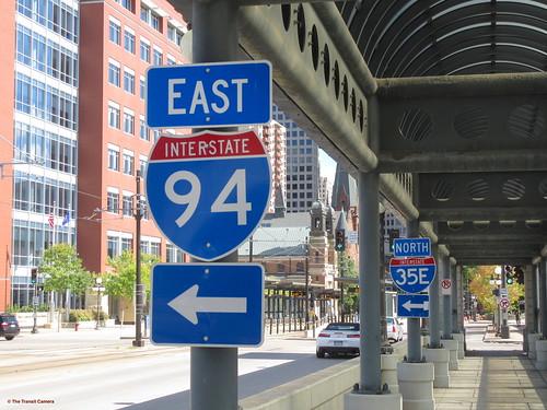 East I-94 North I-35E