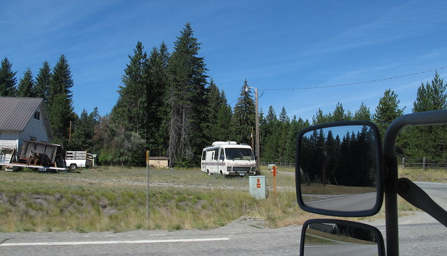 A drive-by in #MatildaiTasca