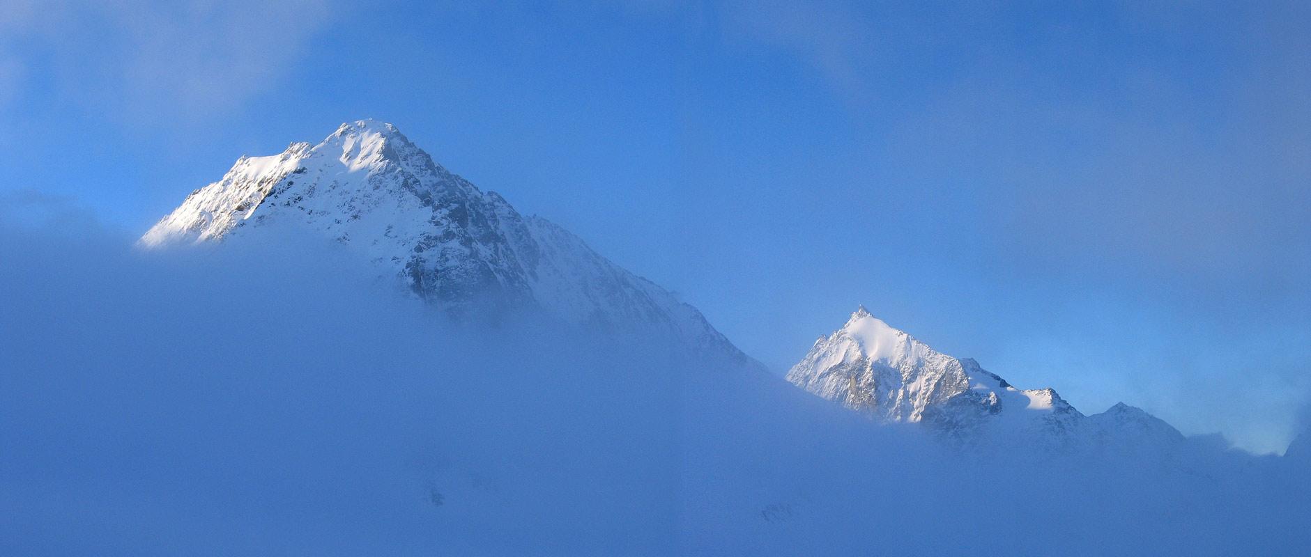 Col Valpelline, Day 6 H.R. Chamonix-Zermatt Walliser Alpen / Alpes valaisannes Švýcarsko panorama 23