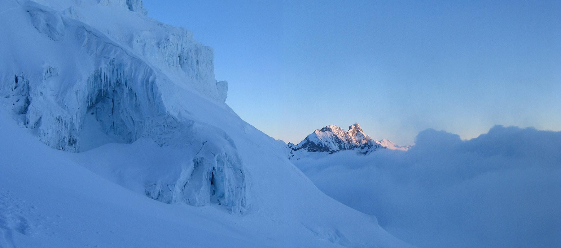 Col Valpelline, Day 6 H.R. Chamonix-Zermatt Walliser Alpen / Alpes valaisannes Švýcarsko panorama 16