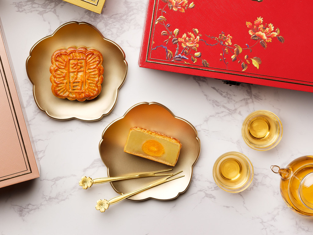 Li Bai Traditional Baked Single Yolk