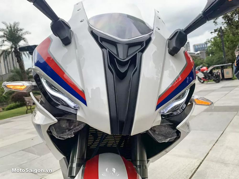 Moto S450RR Head Lamp