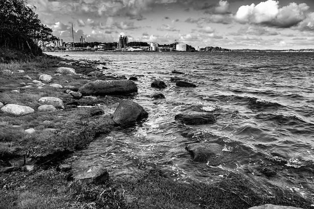Skedhammar Beach