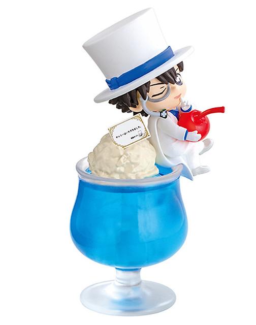 與你共享美味!RE-MENT《名偵探柯南》Patisserie CONAN 最愛甜點 盒玩