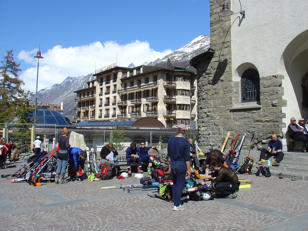Col Valpelline, Day 6 H.R. Chamonix-Zermatt Walliser Alpen / Alpes valaisannes Switzerland photo 64