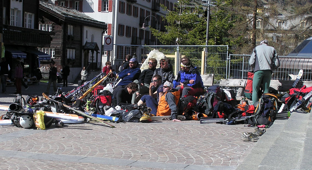 Col Valpelline, Day 6 H.R. Chamonix-Zermatt Walliser Alpen / Alpes valaisannes Switzerland photo 63