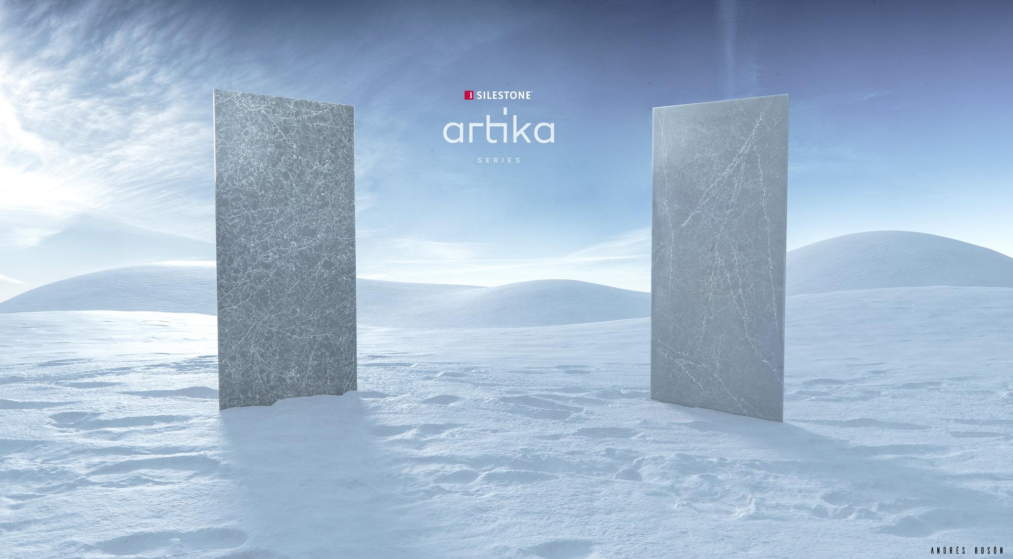 Serie Artika by Cosentino
