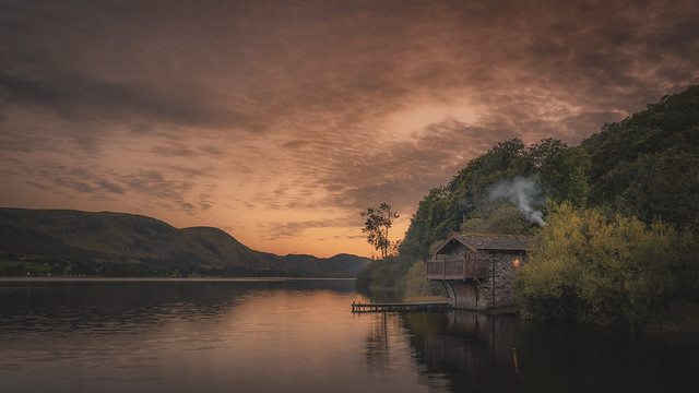 Duke of Portland Boathouse, Ullswater