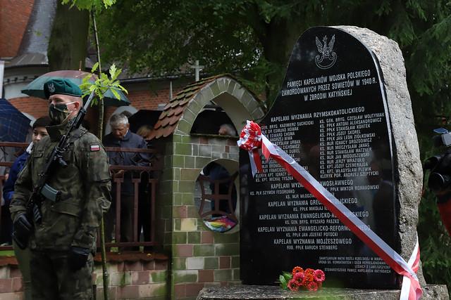 42. rocznica koronacji figury MB Kębelskiej - Wąwolnica