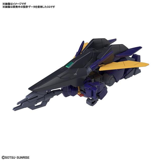 HGBD:R 1/144 核心鋼彈II(迪坦斯配色)/(G3配色)搭配行星裝甲色彩更多變!
