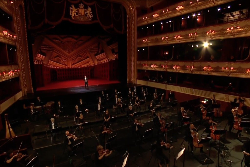 The Royal Opera: Live in Concert, 2020 © Royal Opera House