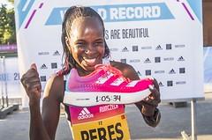 Praha viděla rekordní ženský půlmaraton, premiéru zažily nejrychlejší boty adidas