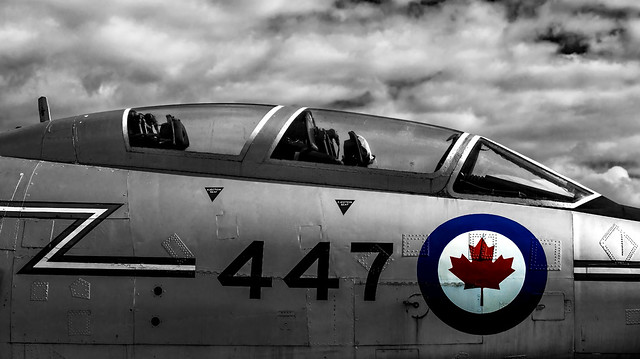 RCAF Voodoo Insignia..