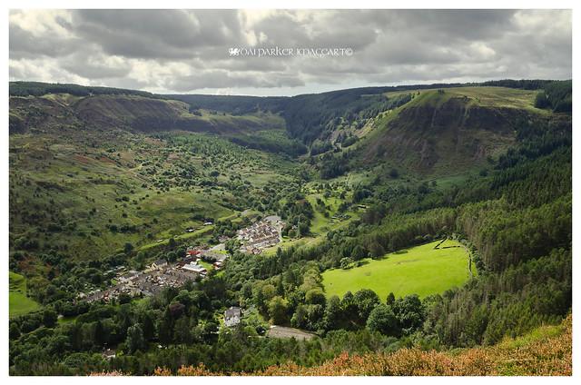 Blaencwm - Head of the Rhondda Fawr