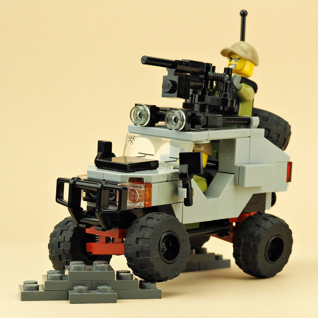 Military Offroader