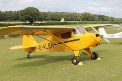 G-ALEH Piper PA-17 [17-87] Popham 070920