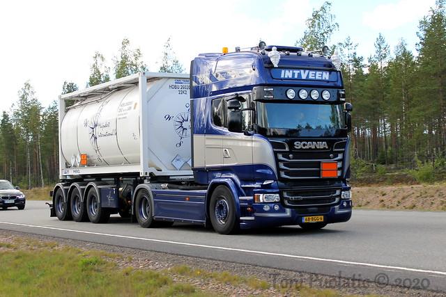 Kees in 't Veen Tanktransport 68-BGG-6
