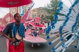 Notting Hill Carnival, 1994. Peter Marshall 94c8-nh-108-positive_2400