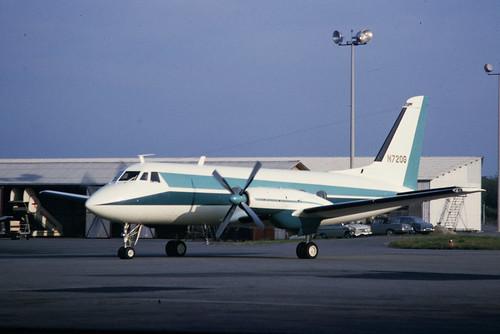 Gulfstream 1 N720G BSL