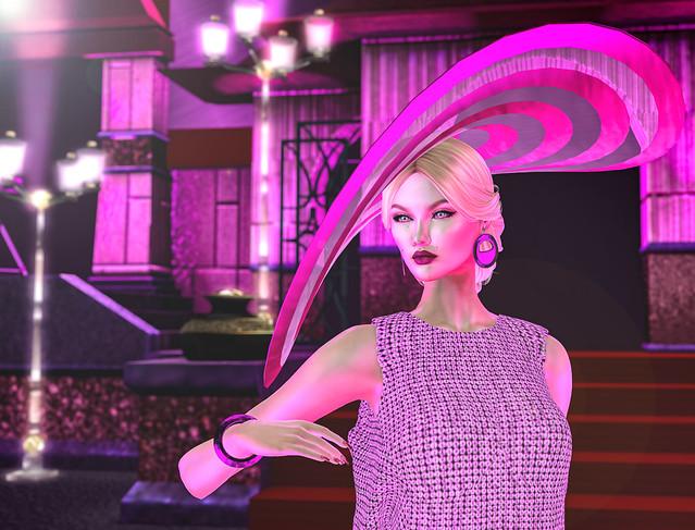 Travel in dreams…. 234 Virtual Diva 10th Anniversary FASHION SHOW