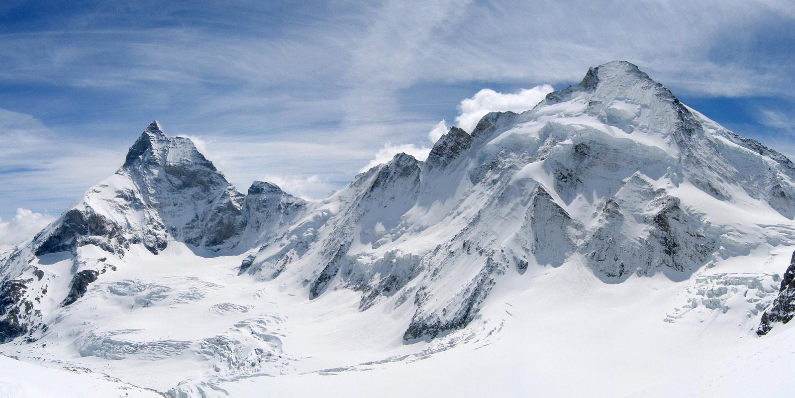 Col Valpelline, Day 6 H.R. Chamonix-Zermatt Walliser Alpen / Alpes valaisannes Švýcarsko panorama 56